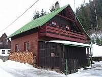 Chata u Kročáků- obleva - ubytování Petříkov