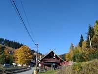 podzim - chata k pronájmu Petříkov