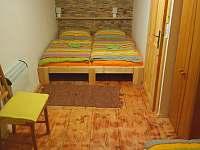pokoj 1 - pronájem chalupy Vikantice