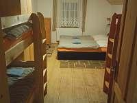 pokoj 3 - chalupa k pronajmutí Vikantice
