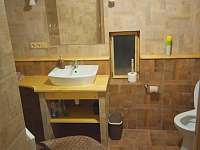 vrchní koupelna - Vikantice