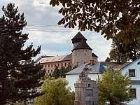 Hrad Sovinec - apartmán k pronájmu Dolní Moravice