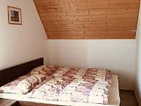 Ložnice - apartmán ubytování Dolní Moravice