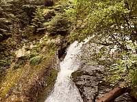 Rešovské vodopády - pronájem apartmánu Dolní Moravice