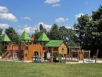 Dětské hřiště v Nové Vsi - Horní Václavov