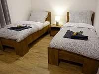 Ložnice - apartmán k pronájmu Horní Václavov