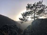 Rychlebské vrchy - Račí údolí - apartmán k pronajmutí Horní Václavov