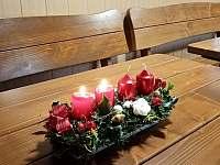 Vánoce na chalupě - pronájem Vernířovice