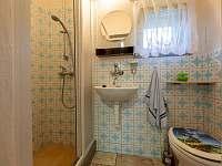 Koupelna - pronájem chaty Supíkovice
