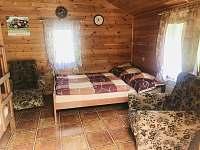 Menší chata - lůžko 2 - k pronájmu Supíkovice