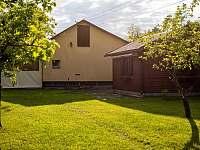 Ze zahrady - chata ubytování Supíkovice