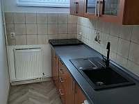 Kuchyňský kout - apartmán k pronajmutí Zlaté Hory