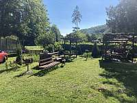 Chata jako z pohádky - chata ubytování Bělkovice - 9