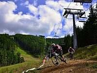 Bike park Kouty - Hynčice pod Sušinou