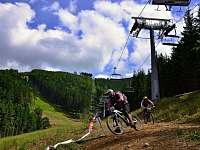 Bike park Kouty