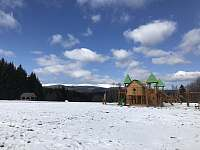 Dětské hřiště v Nové vsi - Stránské