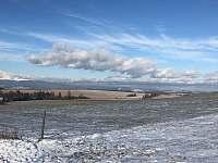 Pohled ze Stránského kopce -