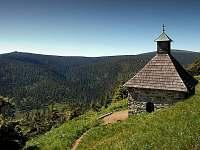 okolí chaty - pronájem Karlov pod Pradědem