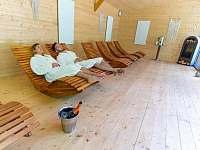 Wellness v hotelu Kamzík hostům chaty k dispozici - Karlov pod Pradědem