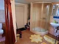 koupelna - chalupa k pronájmu Bělá pod Pradědem - Adolfovice