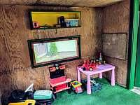 Ráj pro děti - chata k pronajmutí - 8 Kouty nad Desnou
