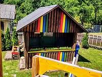 Ráj pro děti - pronájem chaty - 7 Kouty nad Desnou