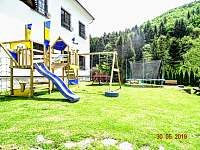 Ráj pro děti - pronájem chaty - 12 Kouty nad Desnou