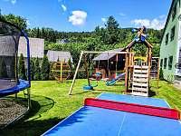 Ráj pro děti - chata ubytování Kouty nad Desnou - 9