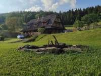 Roubenka pod Lesem - pronájem roubenky - 12 Karlovice