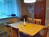 kuchyně - romantika - apartmán ubytování Skorošice
