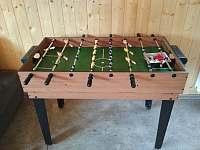 Multifunkční hrací stůl - Hynčice pod Sušinou