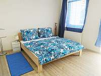 ložnice - apartmán k pronajmutí Loštice