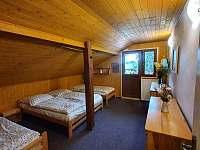 """pokoj """"A"""" se čtyřmi postelemi - apartmán ubytování Kunčice"""