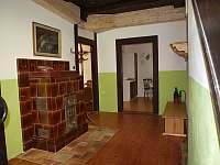 Orálkova chata - pronájem chalupy Bělá pod Pradědem