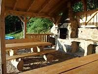 Pergola - chalupa ubytování Bělá pod Pradědem