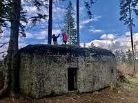 Staroměstské bunkry - Malé Vrbno