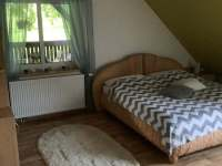 Pokoj č.1 - pronájem apartmánu Janoušov