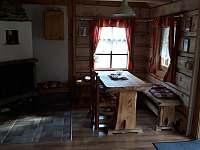 Posezeni - chata ubytování Ruda nad Moravou - Štědrákova Lhota