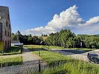 Výhled z terasy - Filipovice