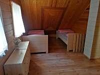 Čtyřlůžkový pokoj - Dolní Bušínov