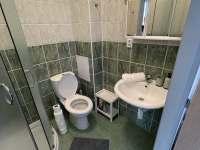 Koupelna - apartmán k pronájmu Karlovice
