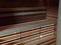 Sauna - apartmán k pronájmu Červenohorské sedlo