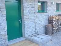 zážitková sprcha - pronájem apartmánu Červenohorské sedlo