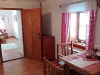 apartmán č.1 v přízemí