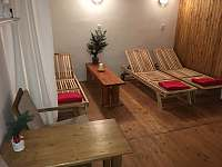 Odpočívárna u sauny - Vojtíškov