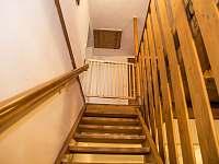 schodiště, bezpečnostní dvířka pro děti