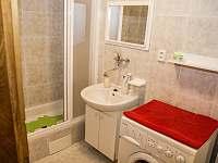 v koupelně k dispozici pračka - Vojtíškov