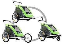 půjčovna jogger kočárku a vozíčku croozer