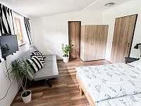 pokoj 3 - chata ubytování Kouty nad Desnou