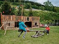 zahrada pro děti - Kouty nad Desnou